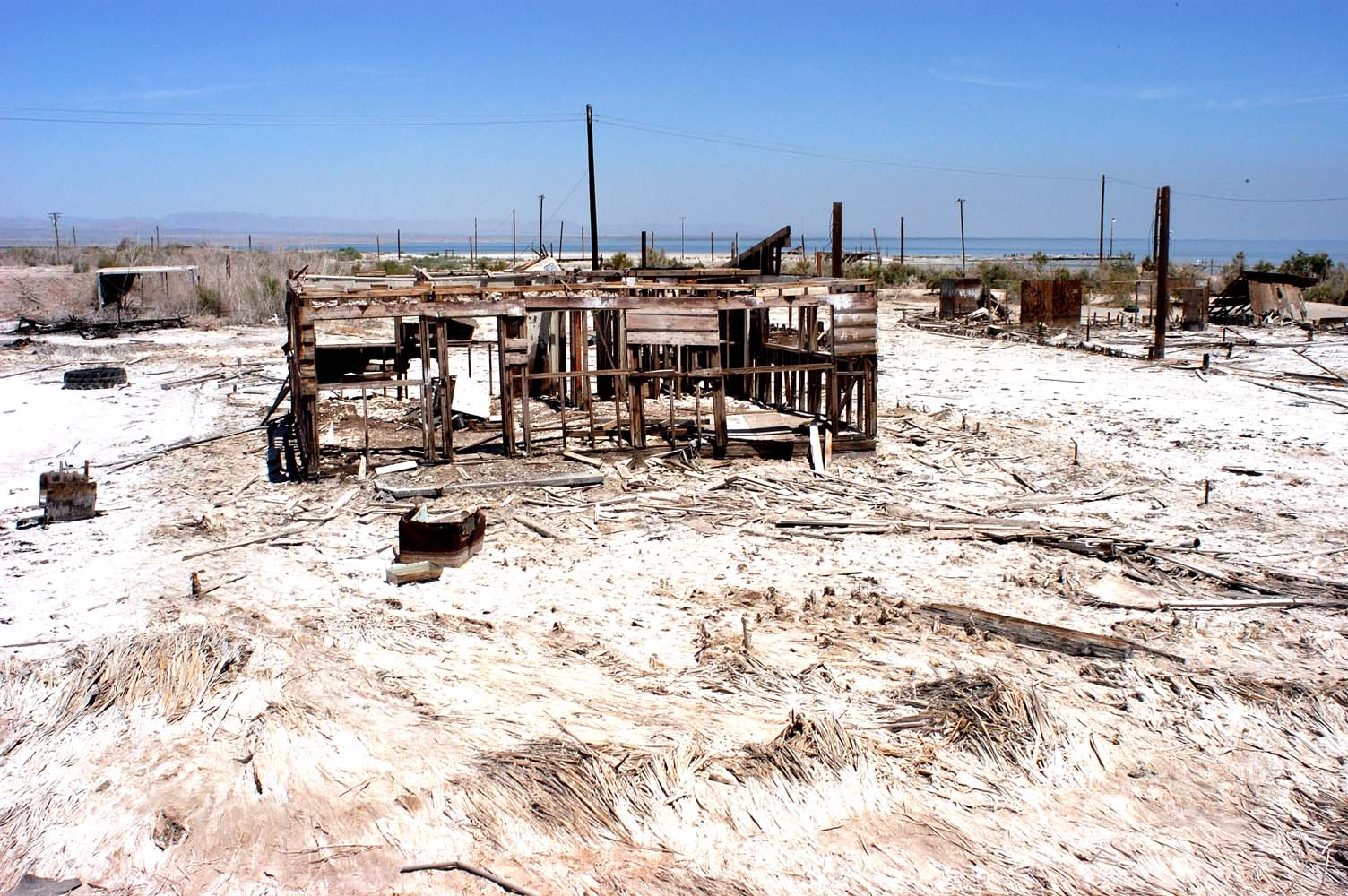 Where Is Bombay Beach California