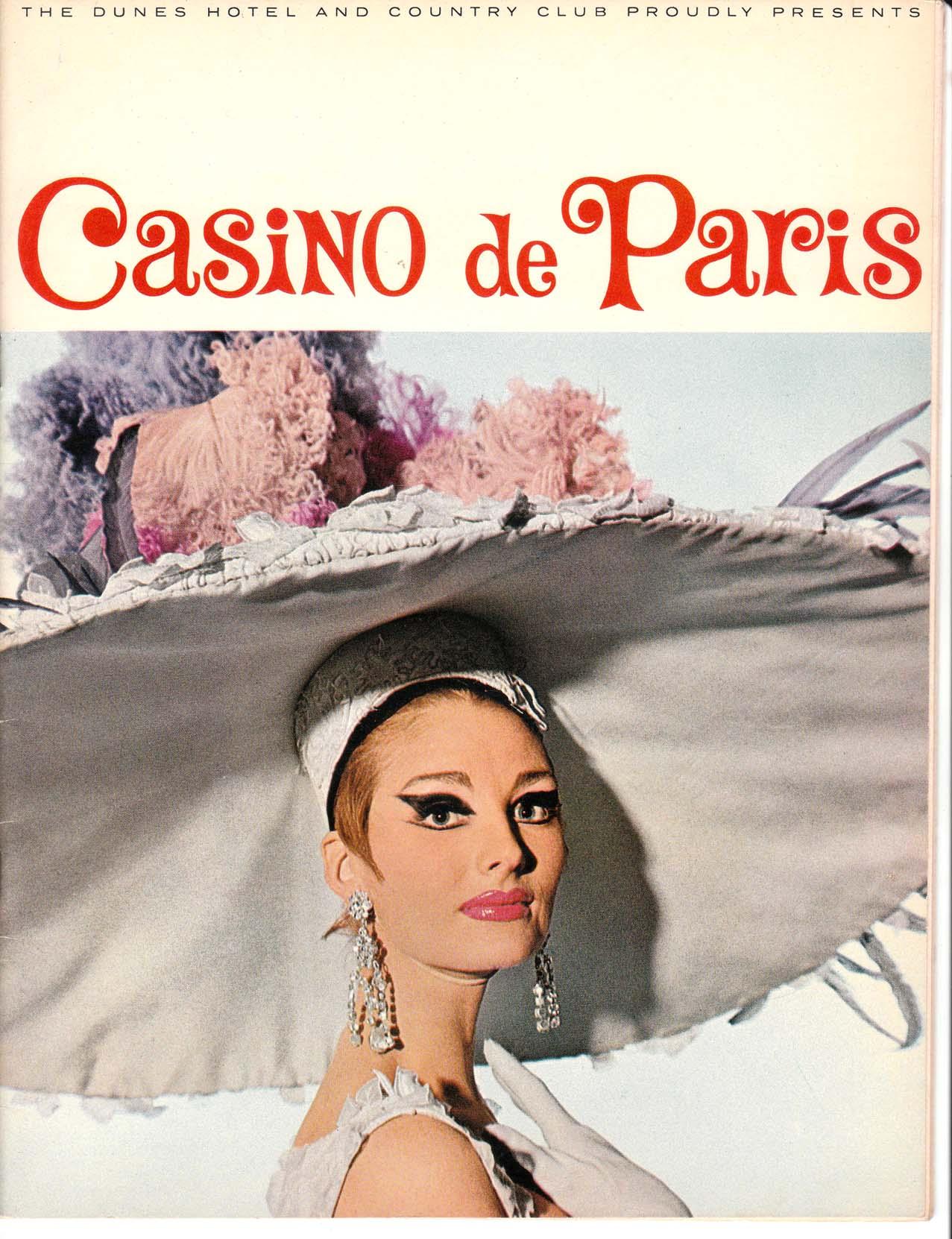 elvis story casino de paris