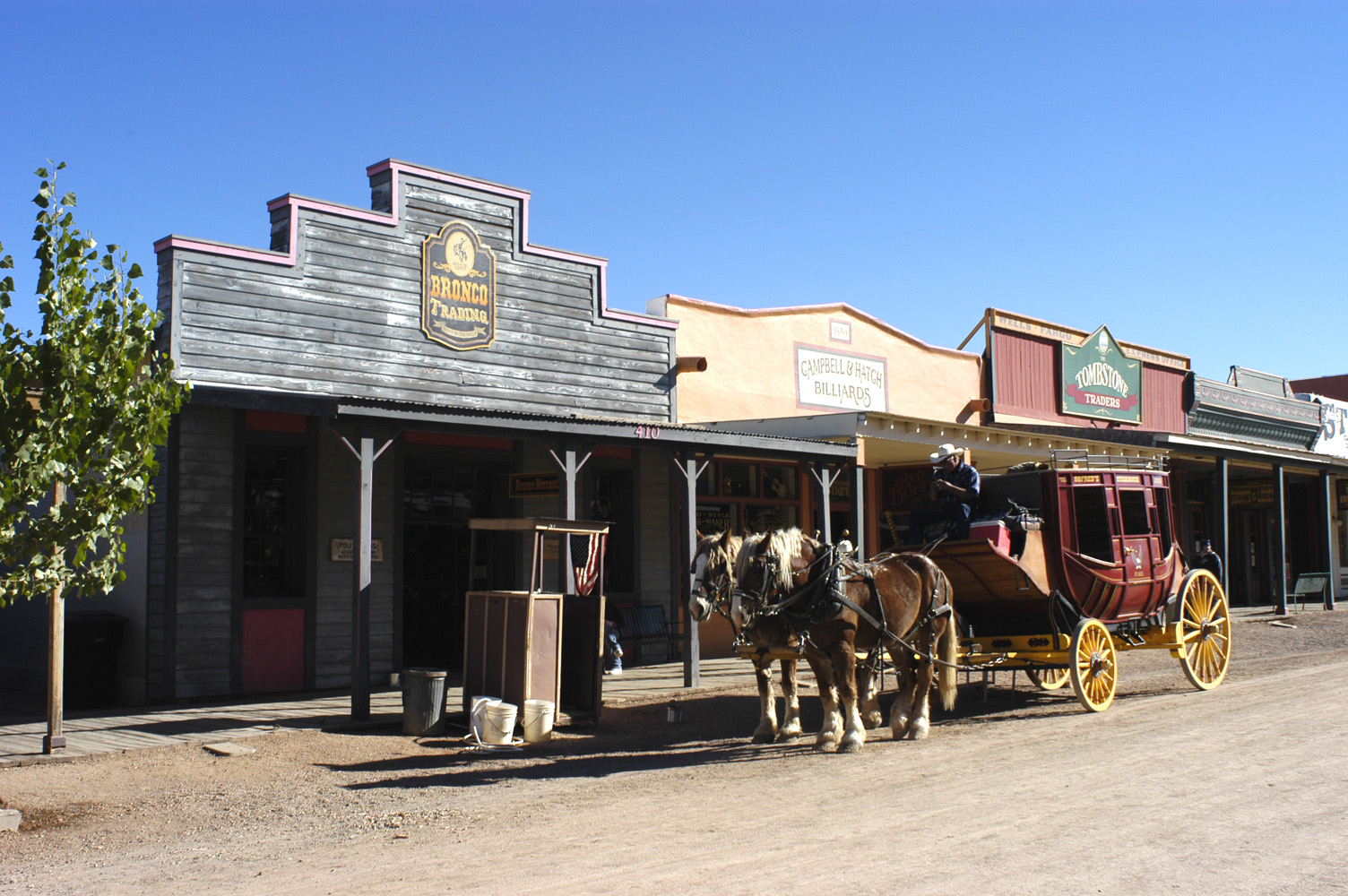 The Old West Lives Tourism S Glory Days In Tombstone