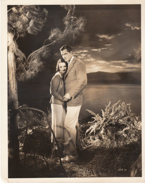 Rochelle Hudson and Charles Starrett in Mr Skitch (1933)