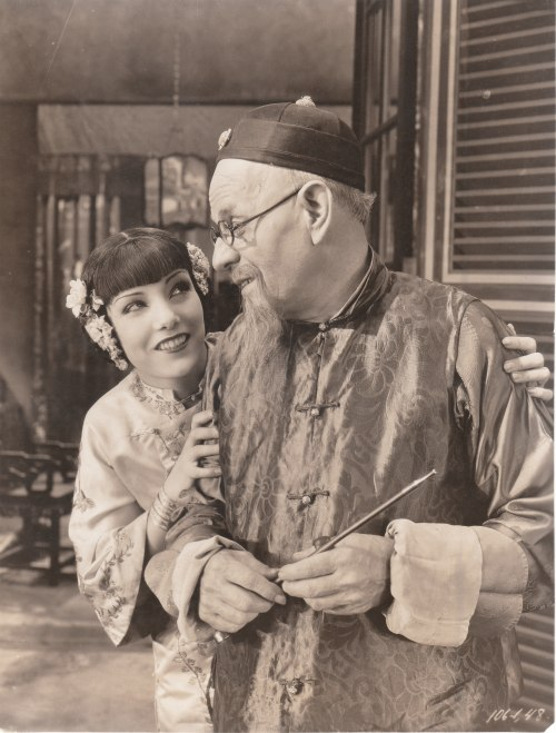 With E. Alyn Warren in East Is West (1930)