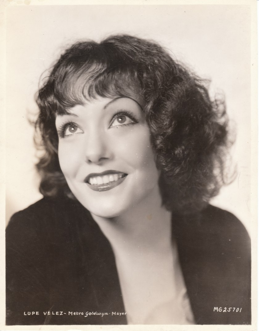 Lupe in an MGM publicity shot circa 1931