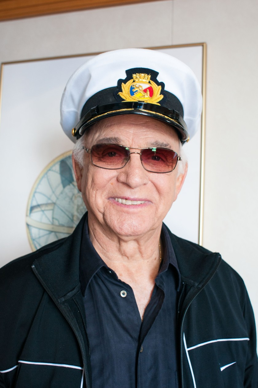 Gavin MacLeod March 2014