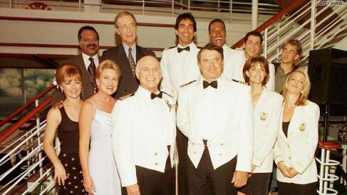 Casts of The Love Boat and The Love Boat: The Next Wave