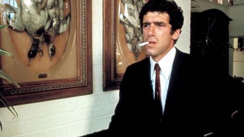 Elliott Gould as Philip Marlowe in The Long Goodbye